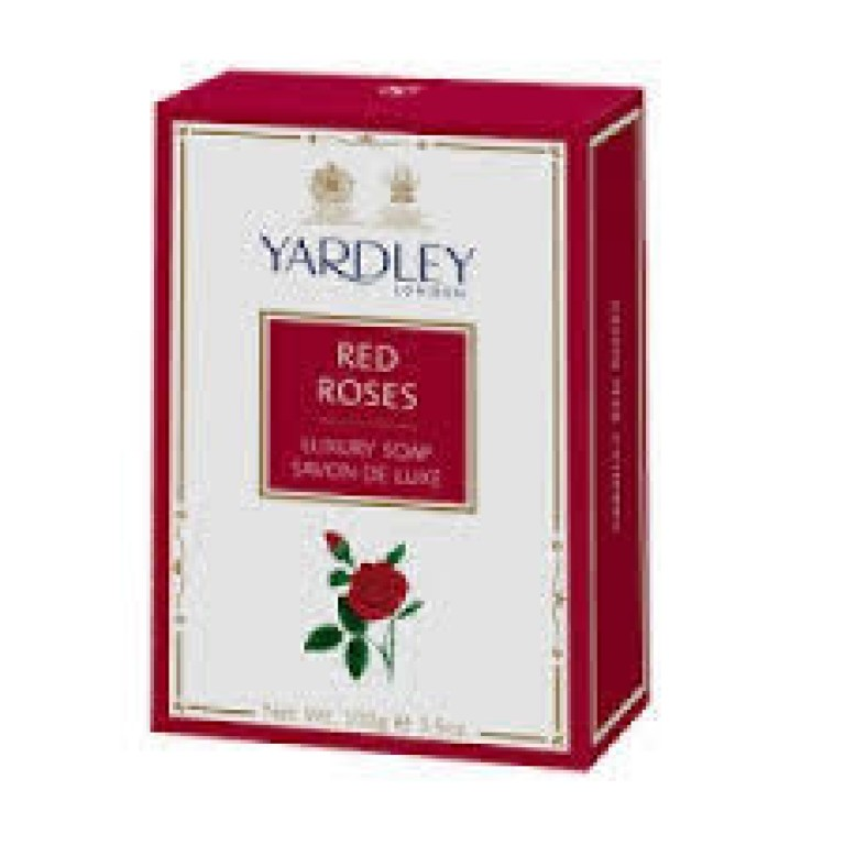 Yardley Red Rose 100gm