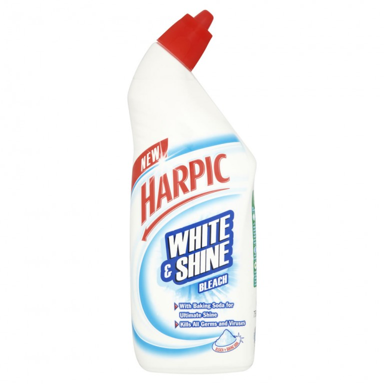 Harpic white & shine bleach 500ml