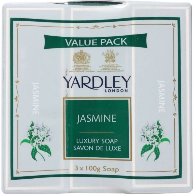 Yardley Jasmine 3+100gm