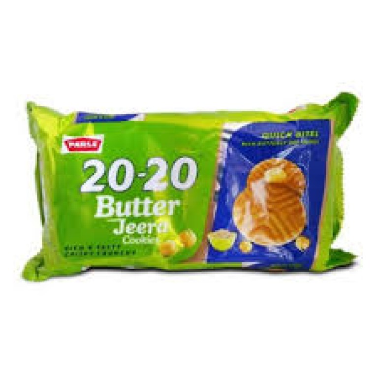 Parle 20-20 Butter jeera 90g