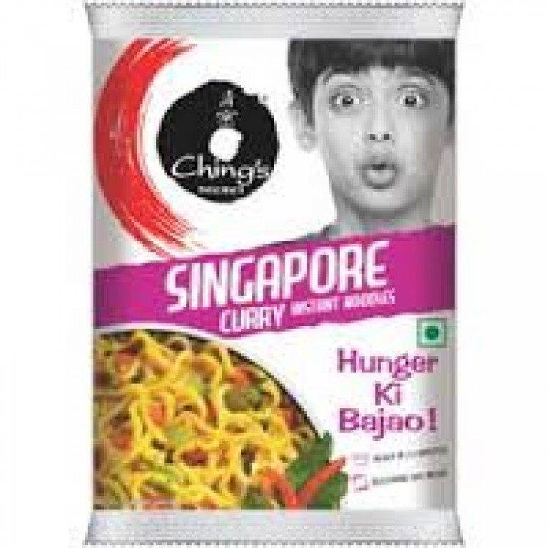 Ching's singapore Noodle