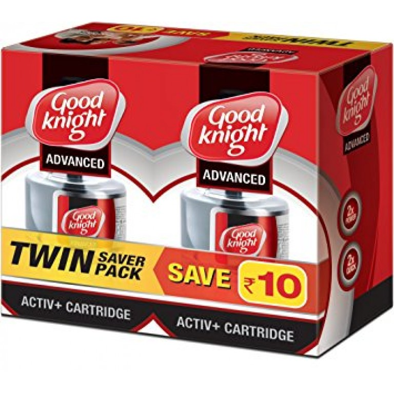 Good Knight Twin 2*45ml