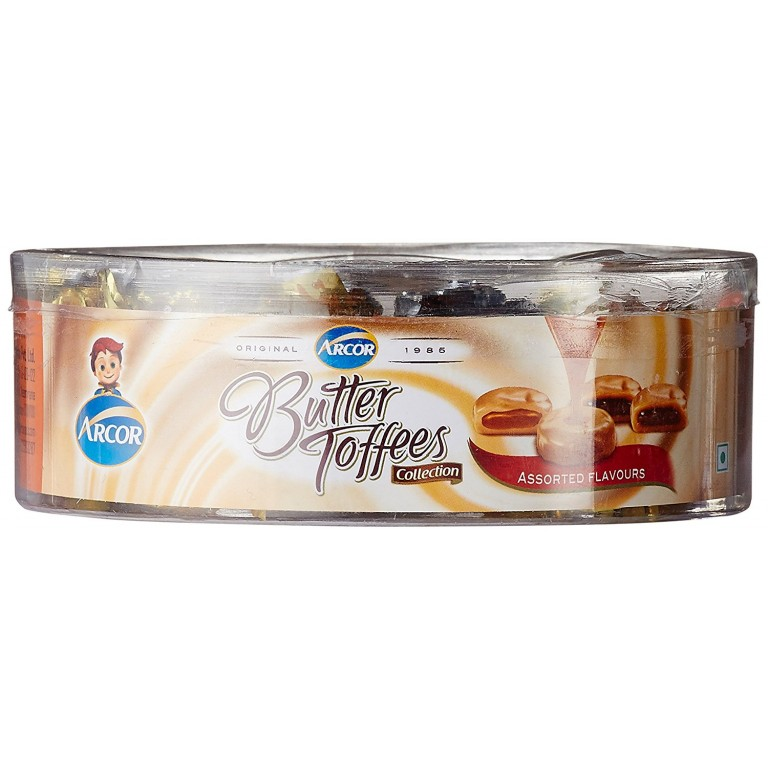 Arcor Butter toffee 300gm