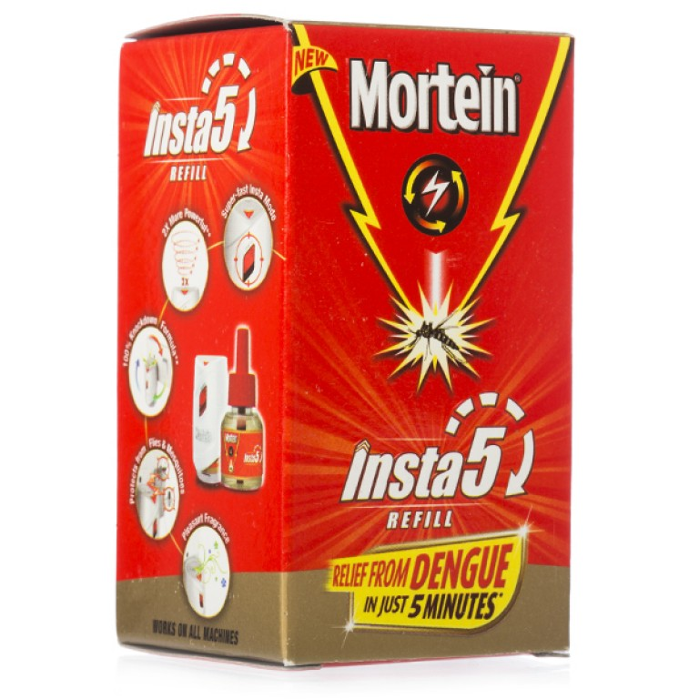 Mortein Insta 5 Refill 35ml