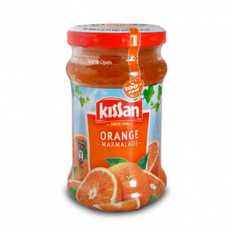 kissan Orange Marmolada