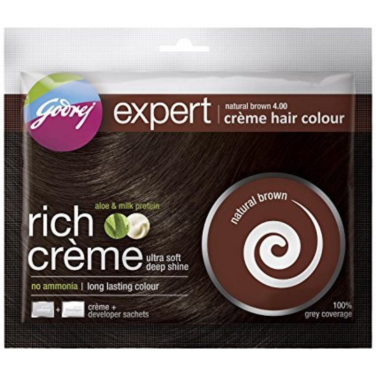 Godrej Expert Natural Brown 20gm+20ml