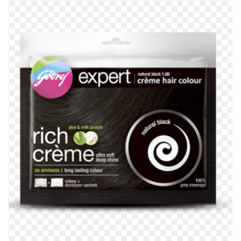 Expert Natural Black 20gm+20ml