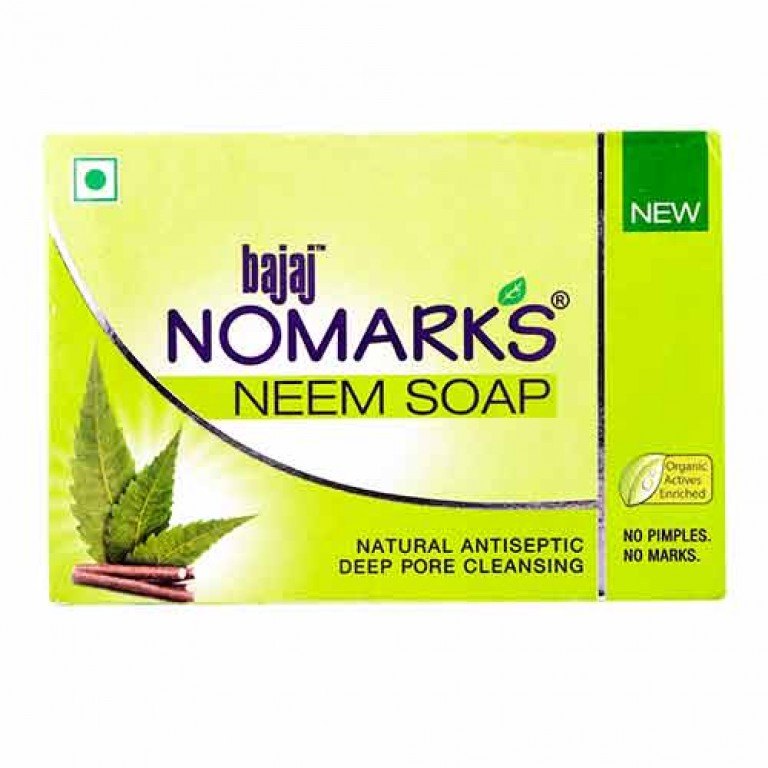 Baja  Nomarks Neem  Soap 125gm