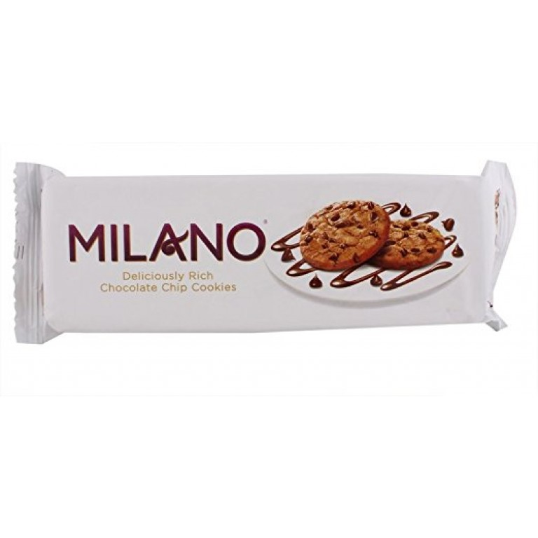 milano Deliciously rich 75g cookies