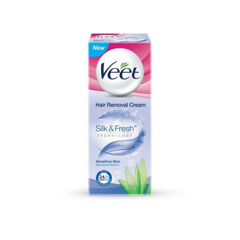 Veet hair removal cream senstive skin 50g