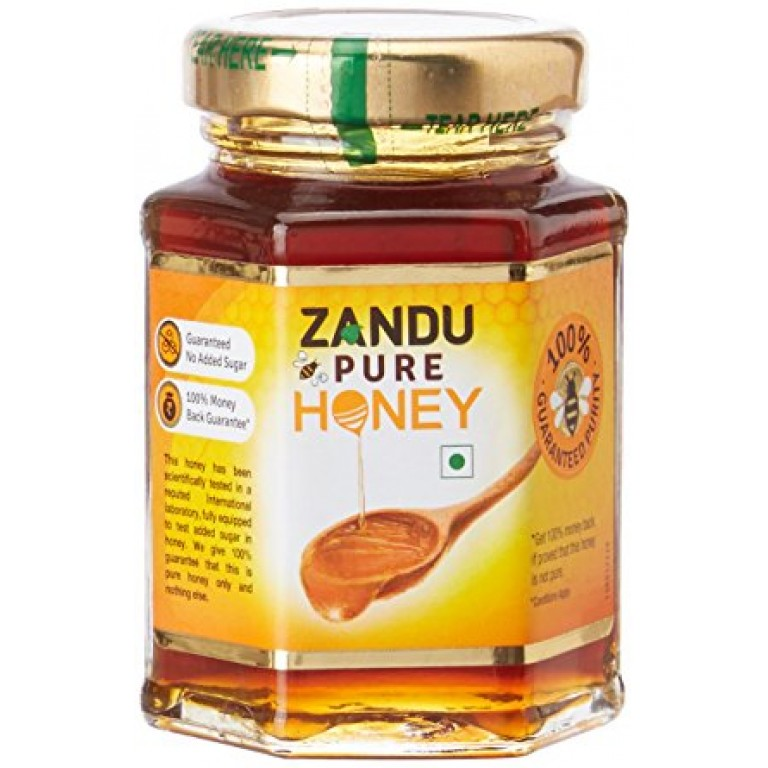 Zandu pure honey 250g