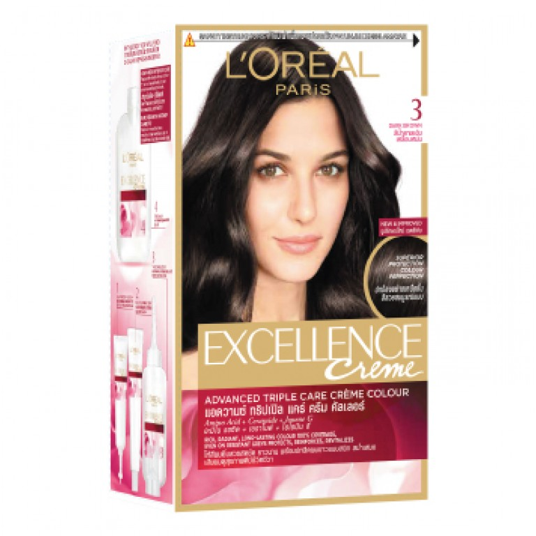 Loreal ND  N brown 5