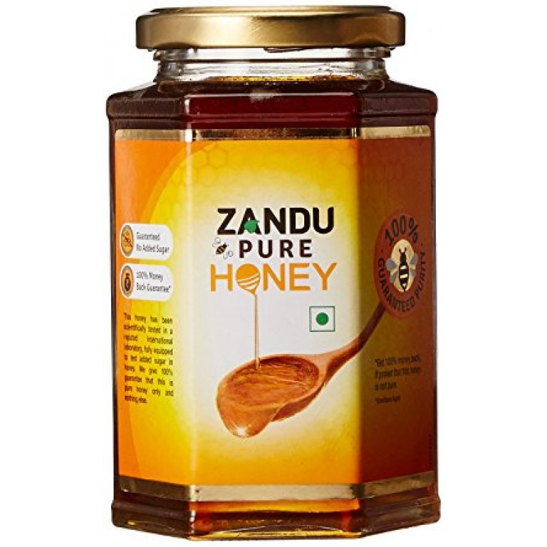 Zandu pure honey 500g