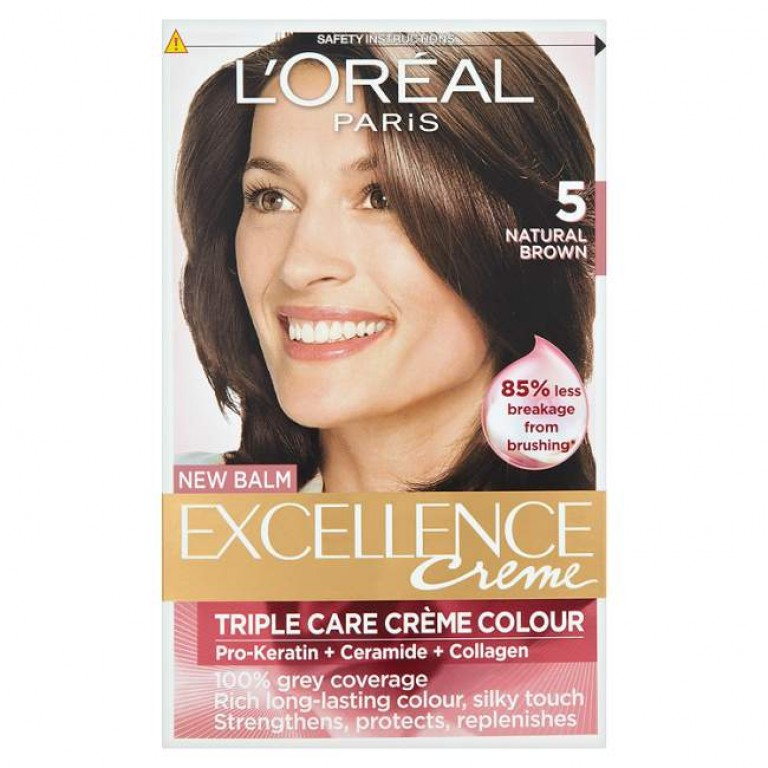 loreal ND Brown 4