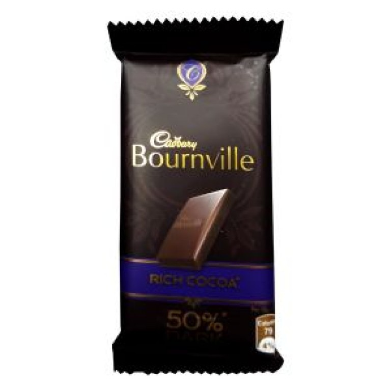 Cadbury Bournville Rich Cocoa Chocolate 31gm