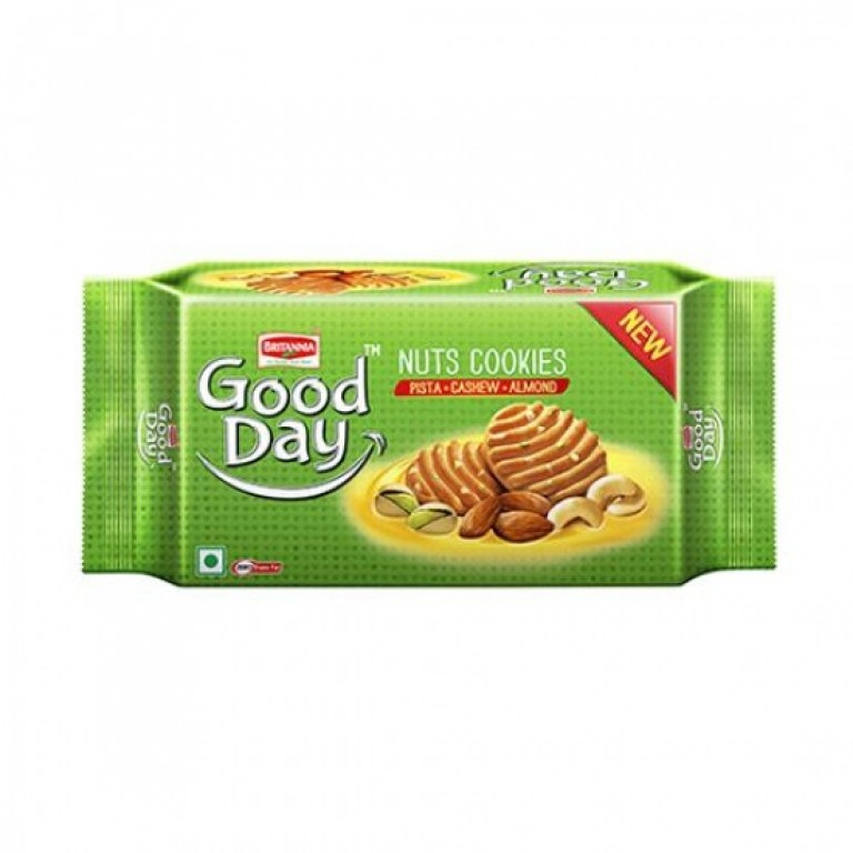 Britannia Good day Nuts cookies 200g