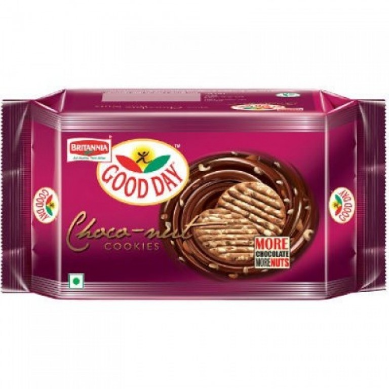 Britannia God day choco - nut 150g