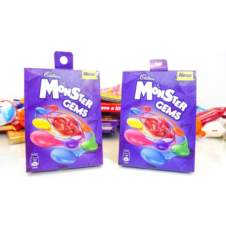 Cadbury Monster Gems 40gm