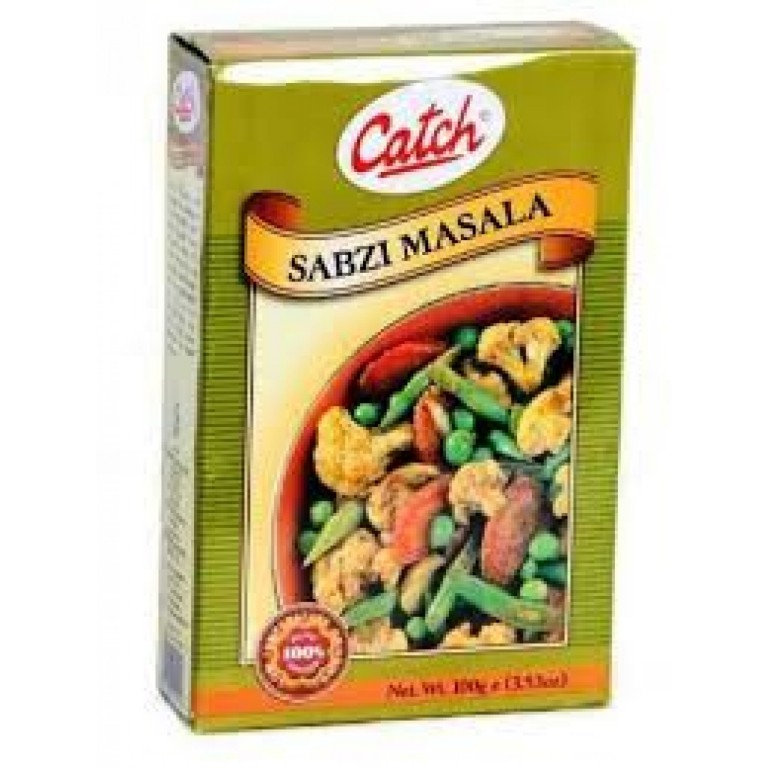 Catch Sabzi Masala 100gm