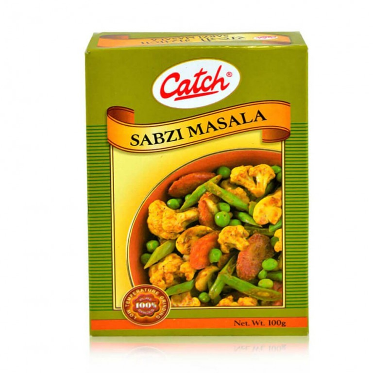 Catch sabzi masala 50gm