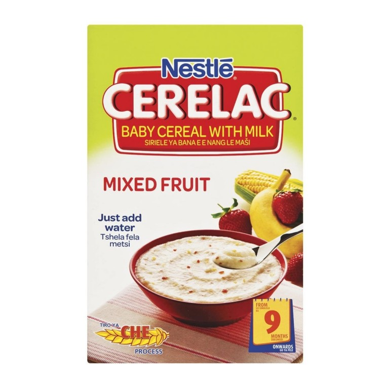 Cerelac  Stage 3 Mixed Fruit