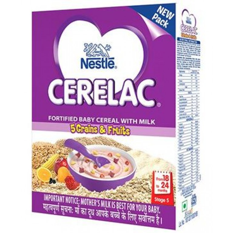 Cerelac stage 5 Grain & fruit  300gm