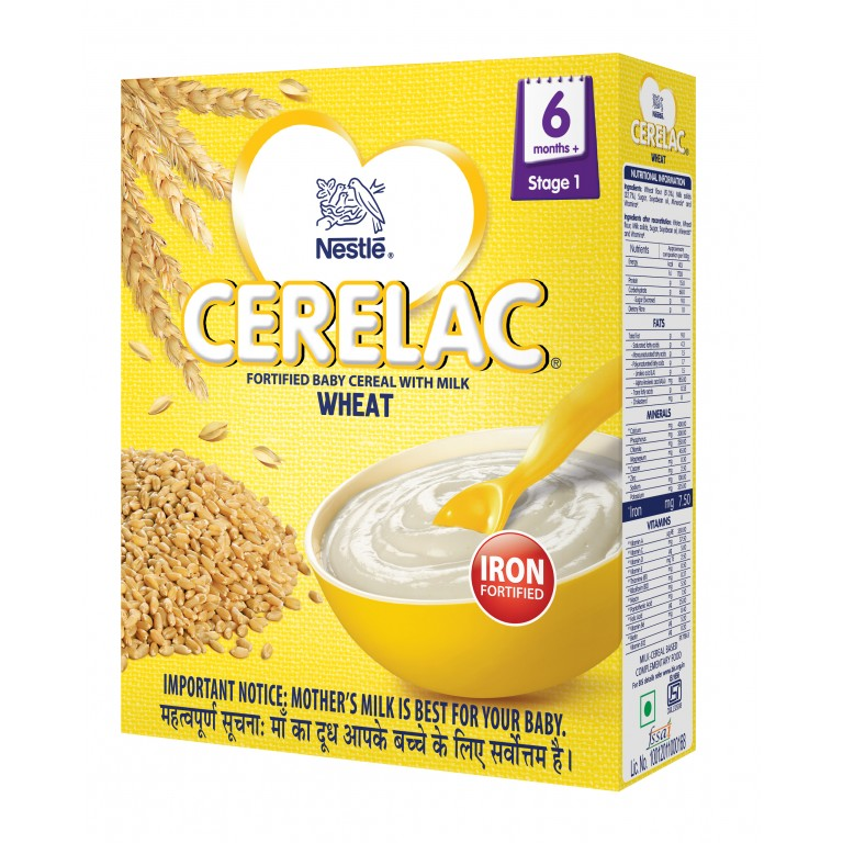 Cerelac Stage wheat