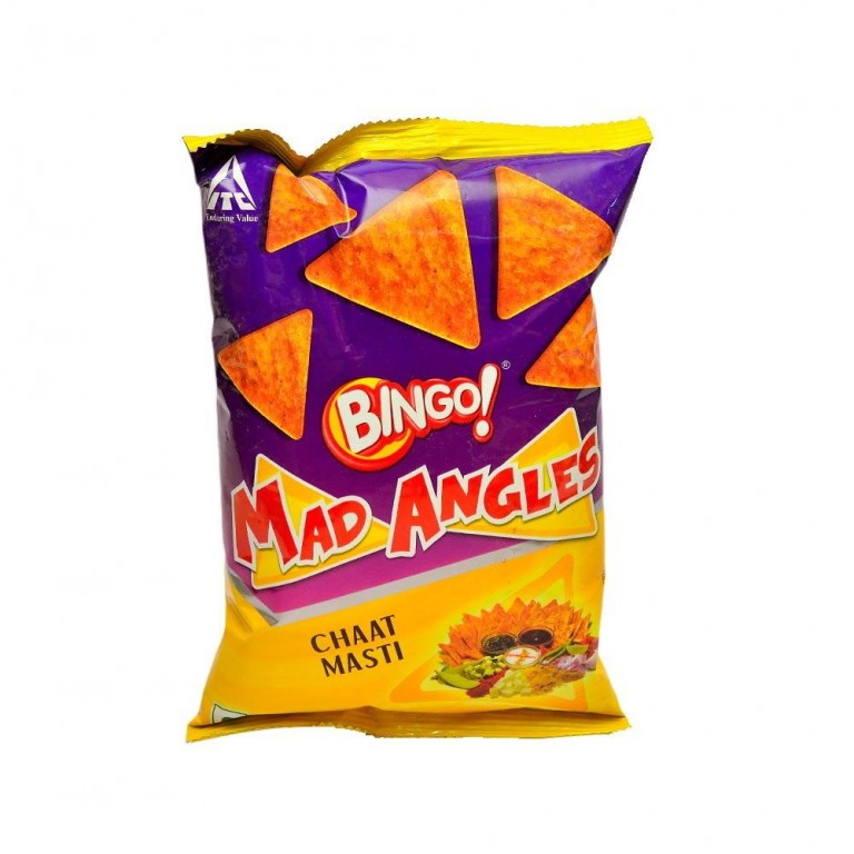 Bingo Mad Angle Chaat Masti