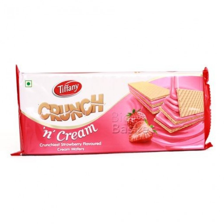 Tiffany Cream Strawberry 150gm