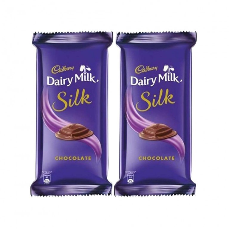 Cadbury Dairy Milk Silk Chocolate150gm