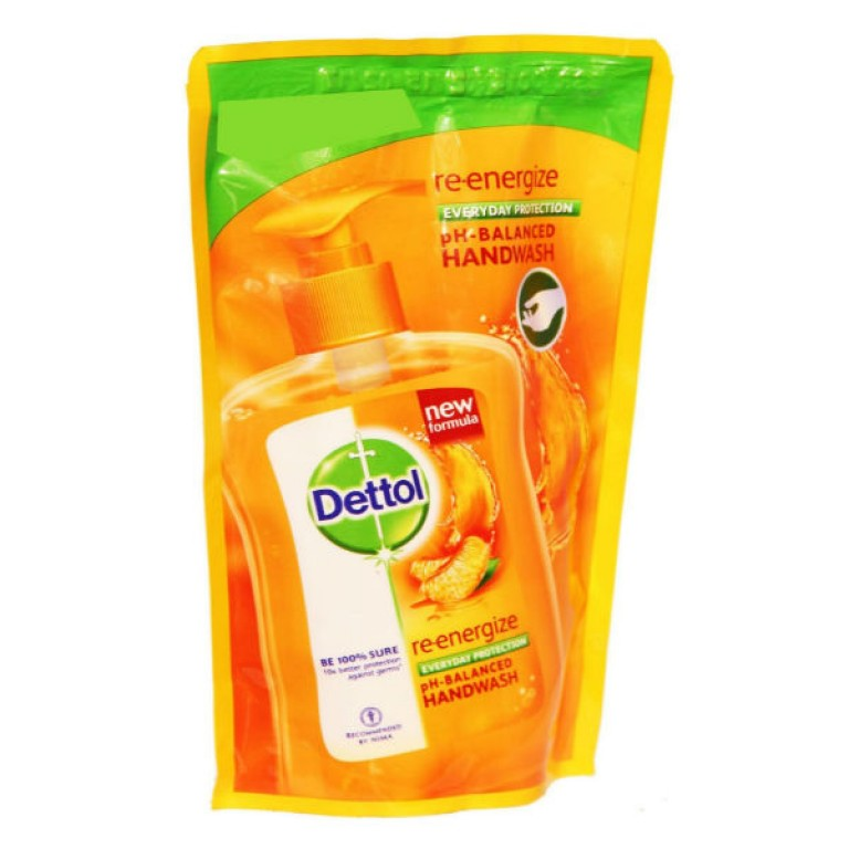 Dettol Re-energize  handwash 185ml