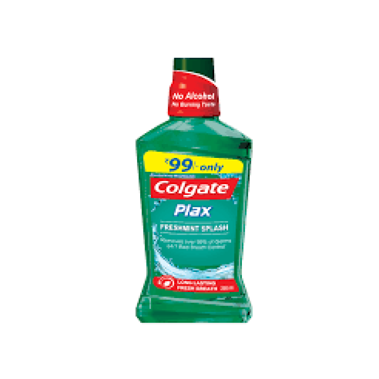 colgate plax freshmint splash 250ml