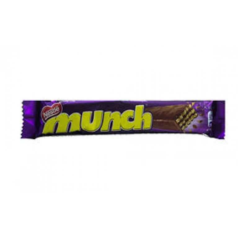 Nestle Munch Chocolate 10g