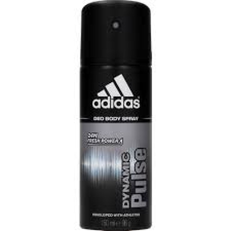 adidas deo body spray dynamic pulse 150ml