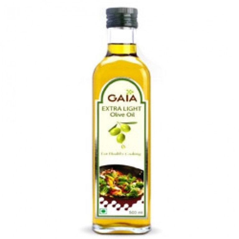 Gaia Olive oil Extra light 500ml
