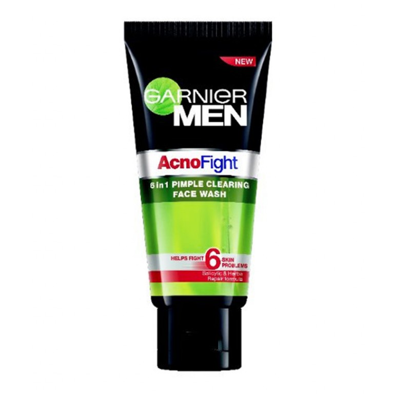 Garnier acno fight face wash 100g