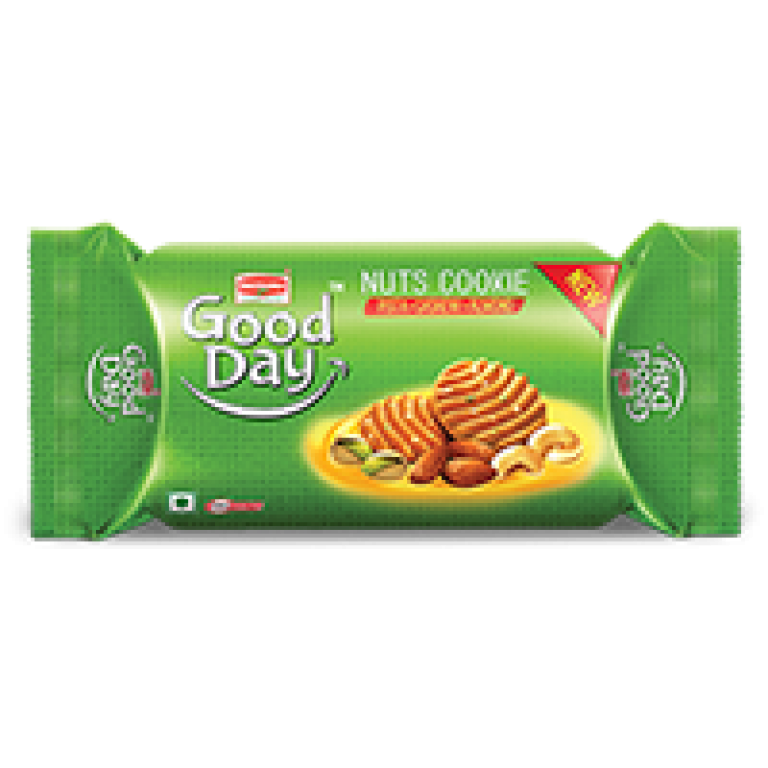 Britannia Good day Nuts cookies 58g