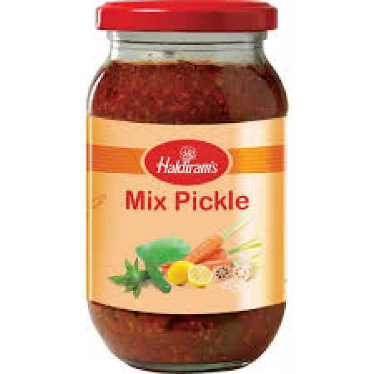 Haldiram's Mixed Pickle 400g