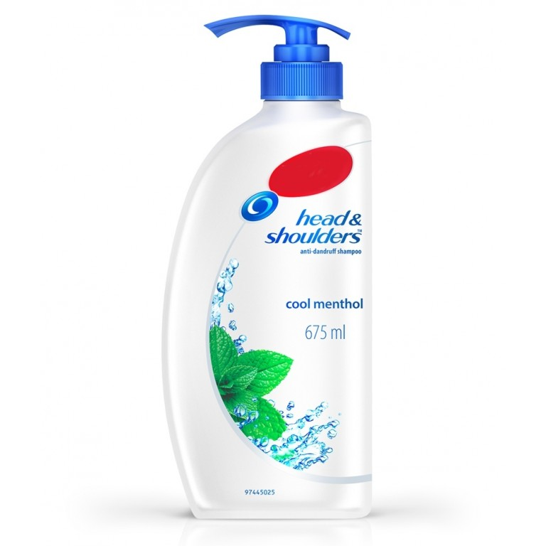 head and shoulders shampoo CM 675 ml