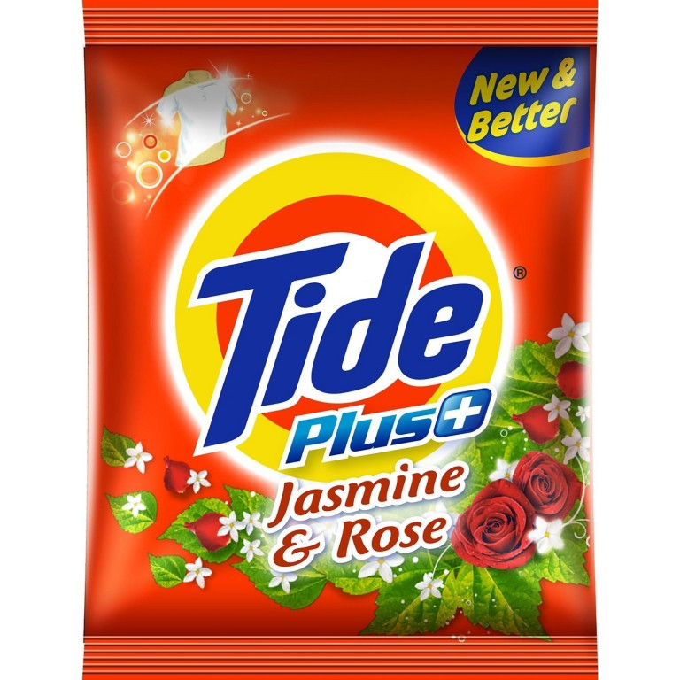 Tide Plus jasmine & Rose 1Kg
