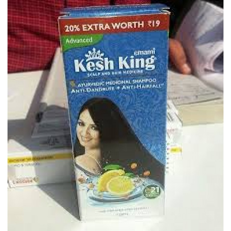 kesh king scalp and hair medicine 60ml