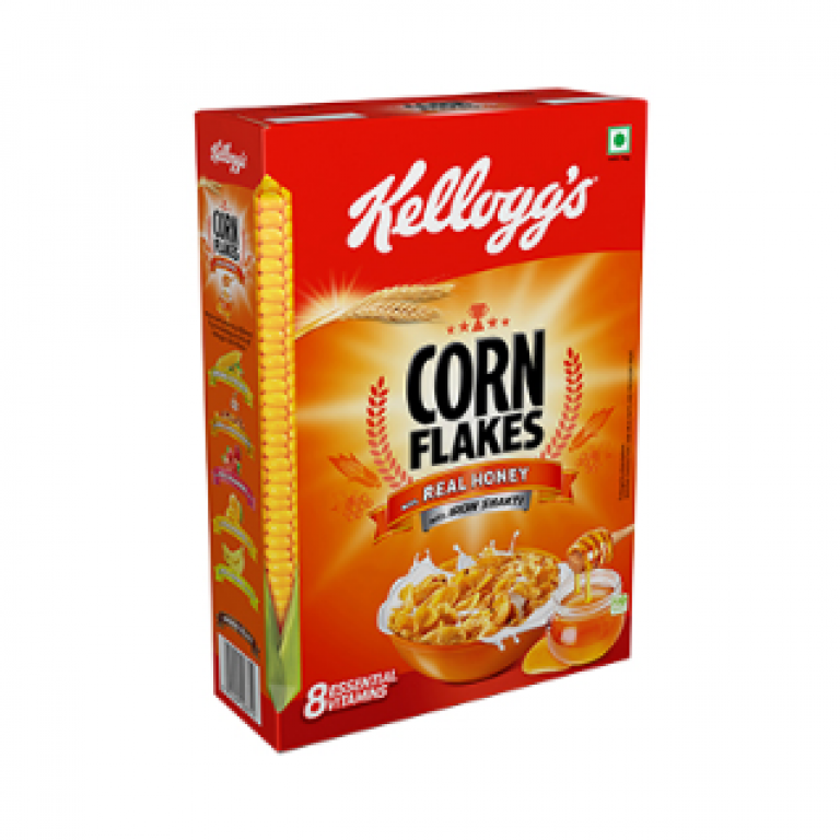 Kellogg's Corn Flake With Real Honey  300 gm