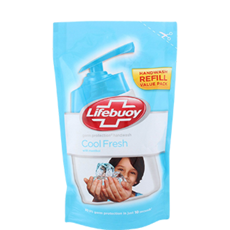 lifeboy cool fresh face wash 185ml