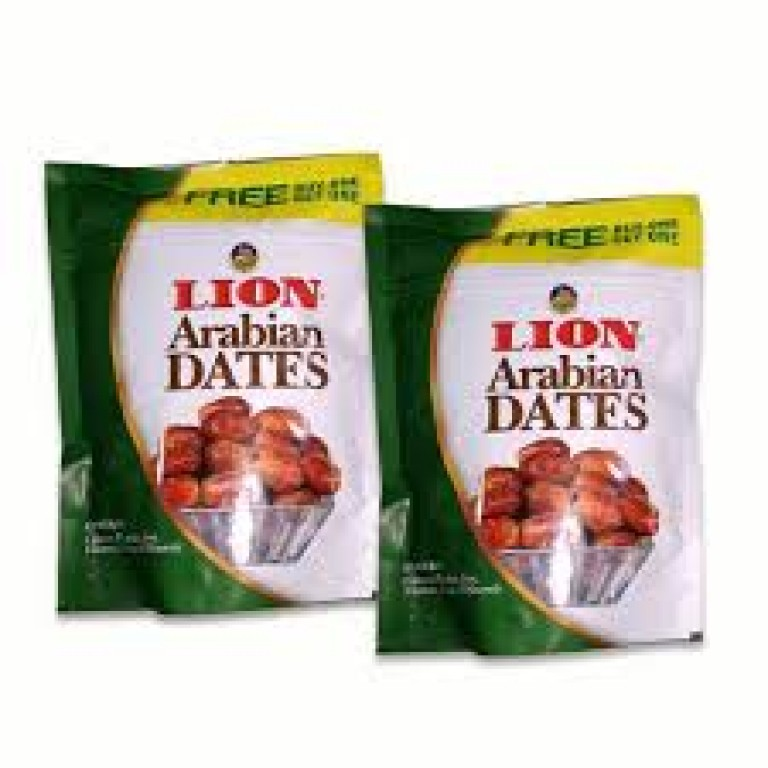 Lion Arabian Dates 500gm