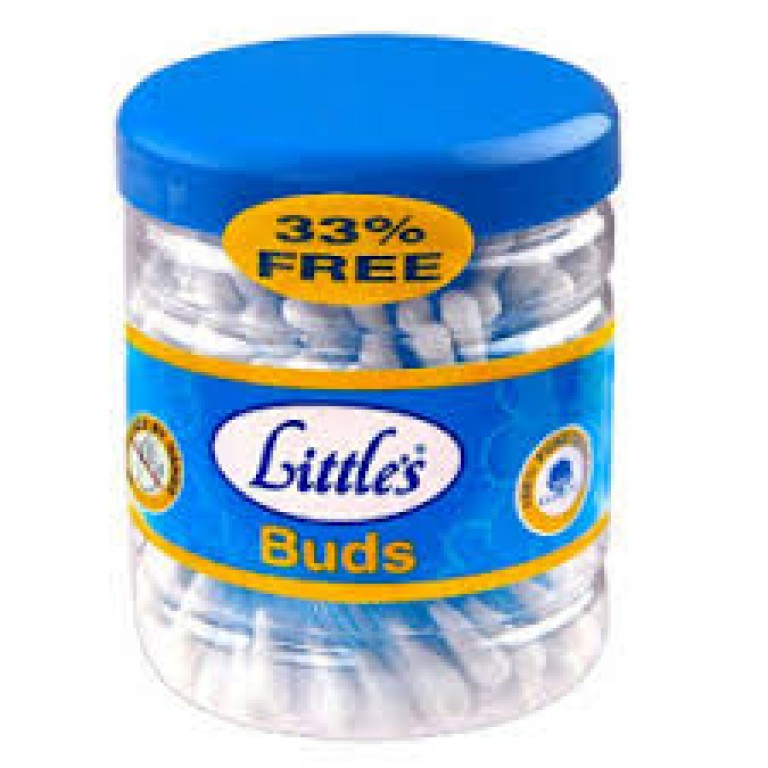 Little buds 200 Swabs