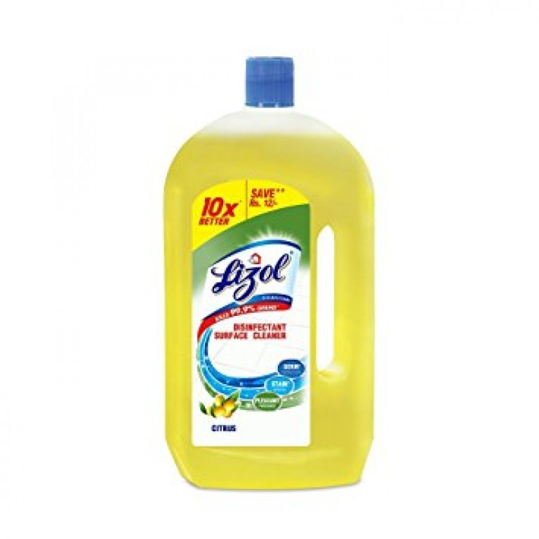 Lizol disinfectant surface cleaner 2L