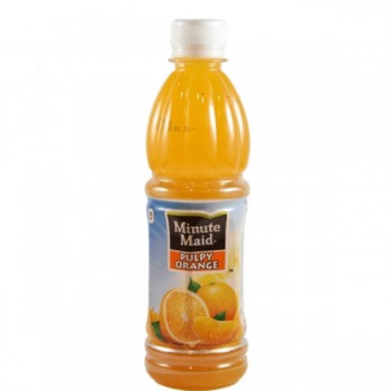 MINUTE MAID PULPY ORANGE 250ML