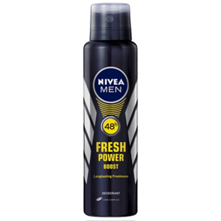 Nivea Fresh Power Boost Deo 150ml