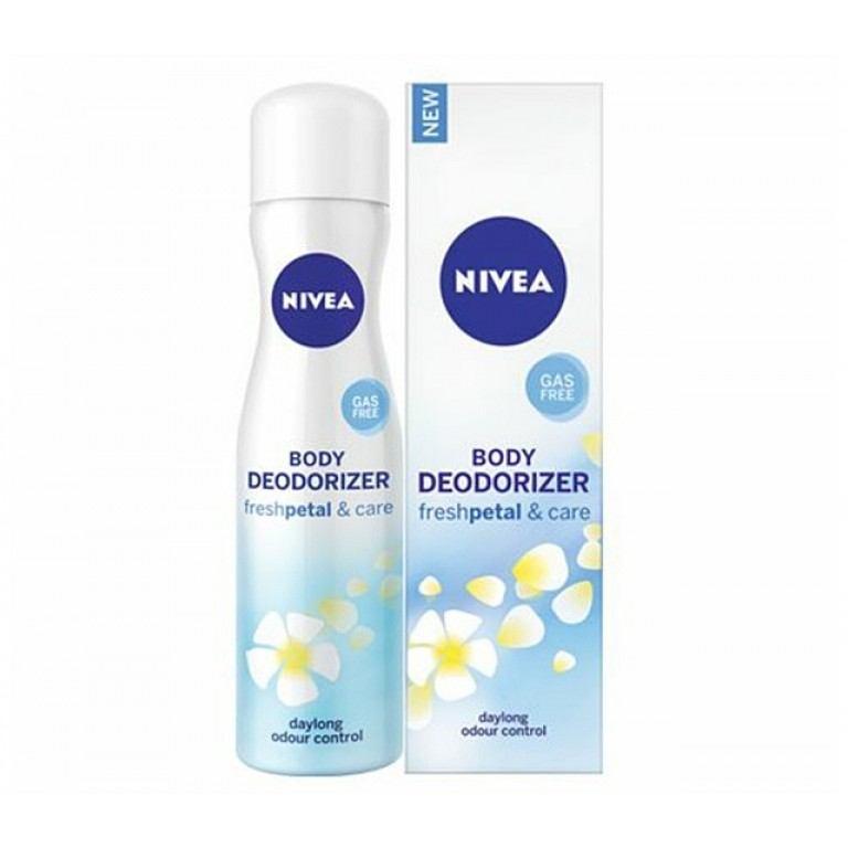 Nivea body deo freshpetal & care