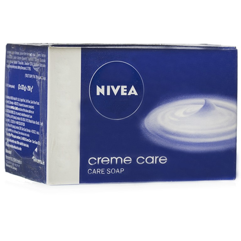 Nivea Creme Care Soap 2*125 gm